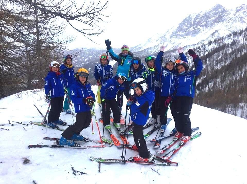 Cours de ski pour Enfants (4-14 ans) - Avec expérience