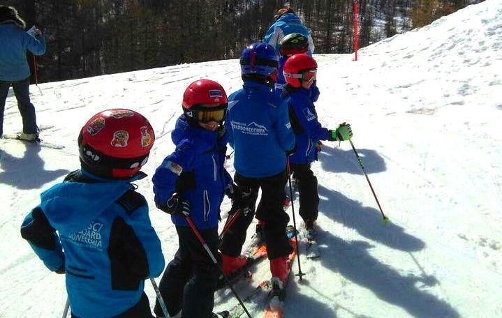 Cours de ski pour Enfants (4-14 ans) - Carnaval