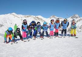 Skilessen voor kinderen vanaf 4 jaar voor alle niveaus met Scuola di Sci Azzurra Livigno