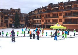 Kids Ski Lessons (4-14 years) - With Experience