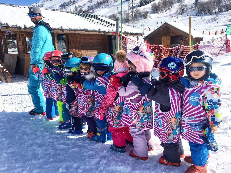 Premier Cours de ski Enfants (4-6 ans)