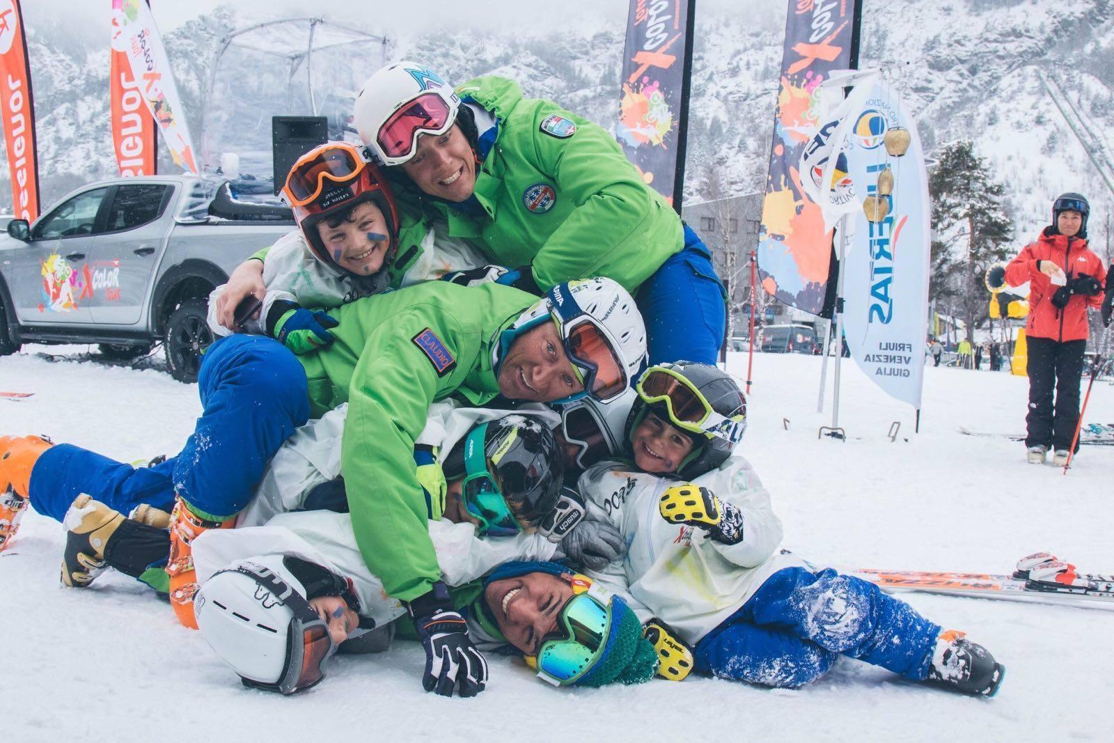 Cours de ski Enfants (4-8 ans) - Noël