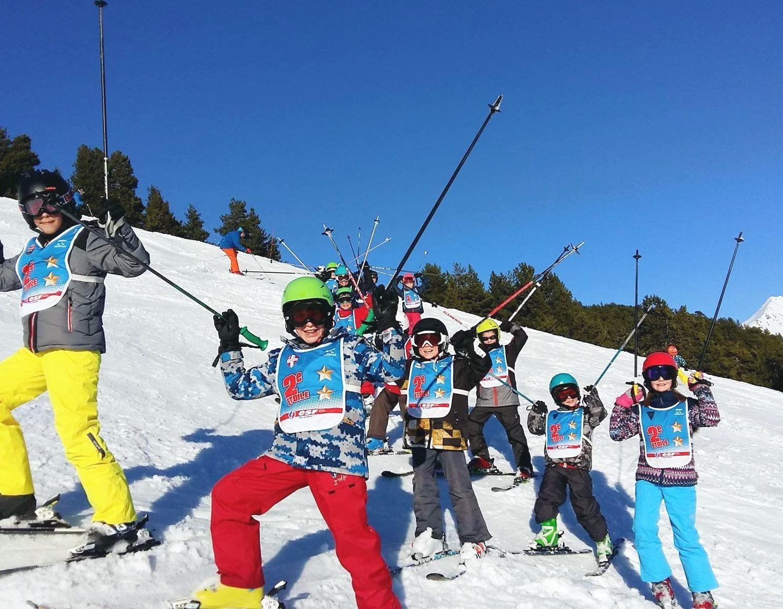 Cours de ski Enfants (5-12 ans) - Basse saison