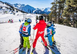 Kids Ski Lessons (5-12 y.)  for All Levels - Nendaz
