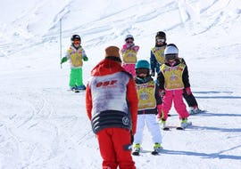 Kids Ski Lessons (5-12 years) - All Levels