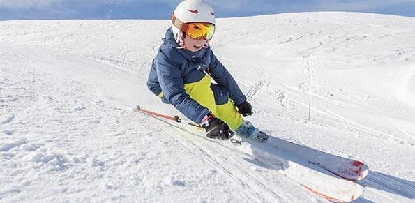 Skilessen voor kinderen vanaf 5 jaar - vergevorderd