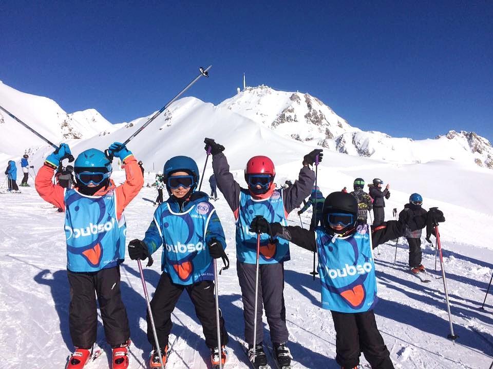 Cours de ski pour Enfants (5-13 ans) - Après-midi