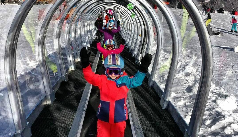 Premier Cours de ski Enfants (5-13 ans) - Après-midi