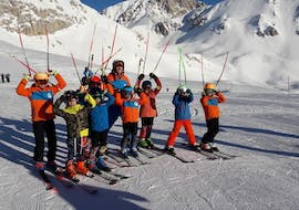 Kids Ski Lessons (5-11 years) - All Levels