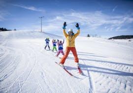 Skilessen voor kinderen vanaf 5 jaar voor alle niveaus met Skischule Oberstaufen