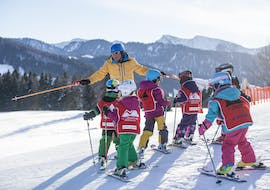 Kids Ski Lessons (5-15 years) on Hündle - All Levels