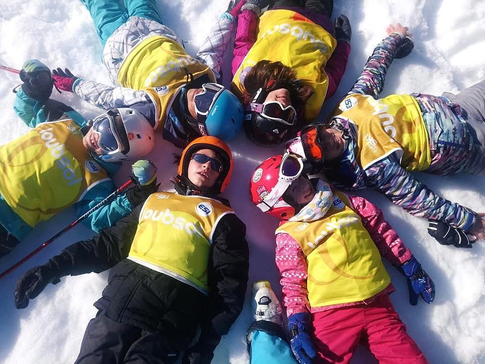 Cours de ski pour Enfants (5-15 ans) - Après-midi - Débutant