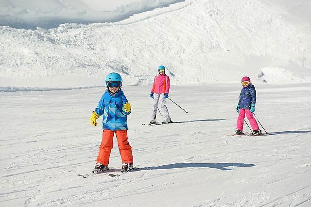 Skilessen voor kinderen (5-15 jaar) - Middag - Eerste keer