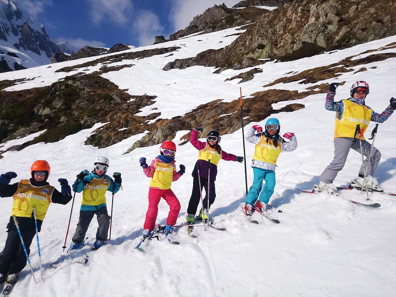 Cours de ski pour Enfants (5-15 ans) - Expérimenté