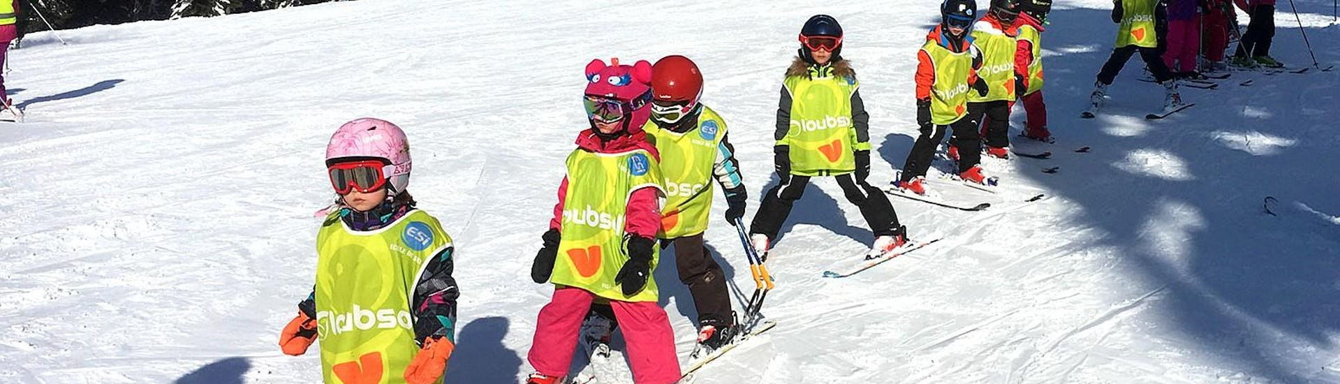 Ski Lessons for Kids (5-15 years) - Flaine - Afternoon