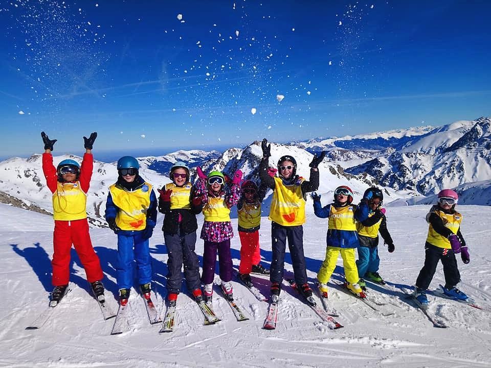 Cours de ski pour Enfants (5-15 ans) - Matin - Débutant