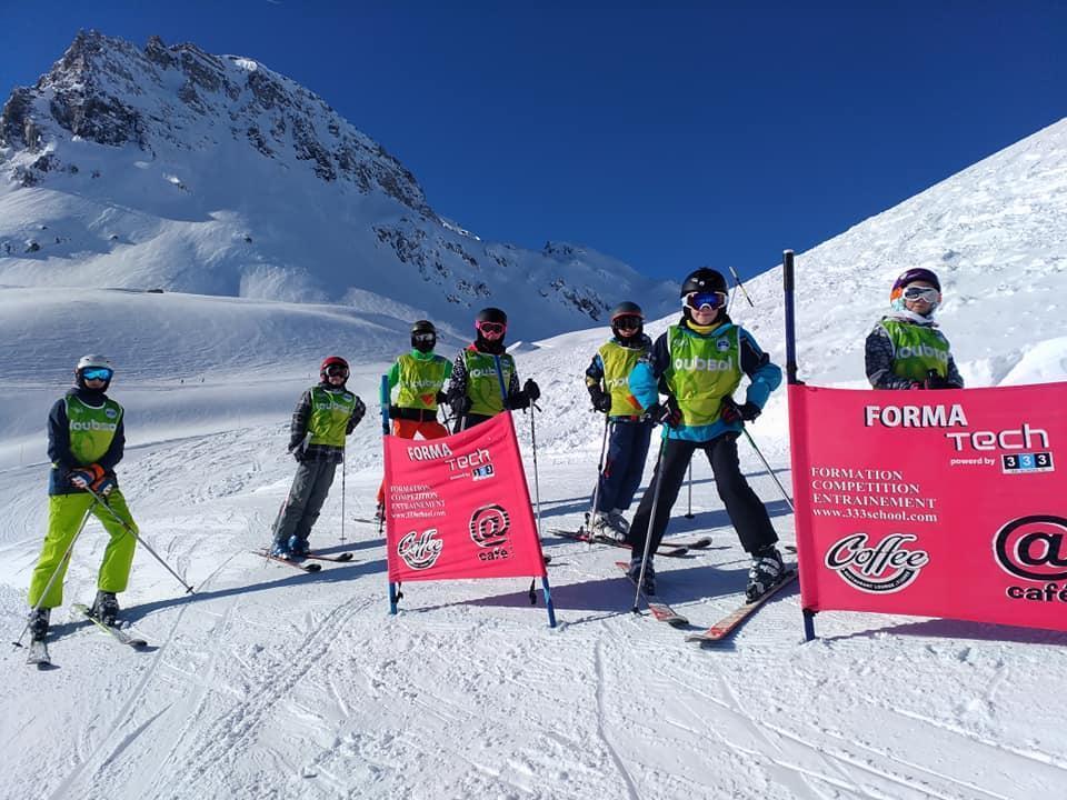 Cours de ski Enfants (5-17 ans) - Matin