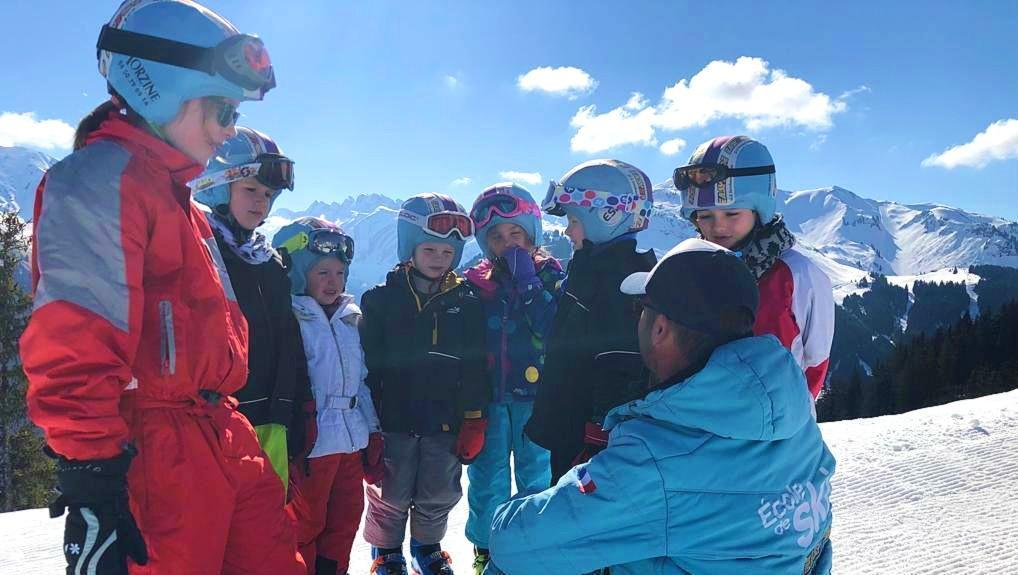 Skilessen voor kinderen vanaf 5 jaar - licht gevorderd