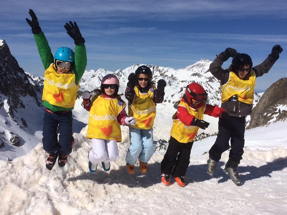Cours de ski pour Enfants (5-8 ans) - Matin - 1er cours