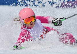Kids Ski Lessons (4-12 y.) for All Levels - Full Day