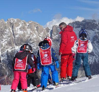 Cours de ski pour Enfants (6-12 ans) - Débutant