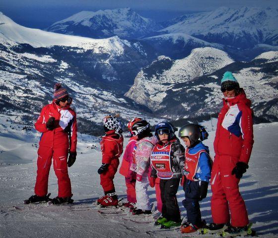 Cours de ski Enfants (6-12 ans) - Février - Débutant