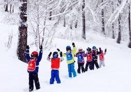 Cours de ski Enfants (6-12ans) à Vallorcine/La Poya -Février