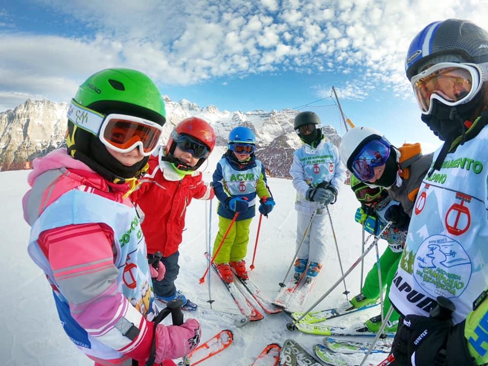 Skilessen voor kinderen vanaf 6 jaar voor alle niveaus