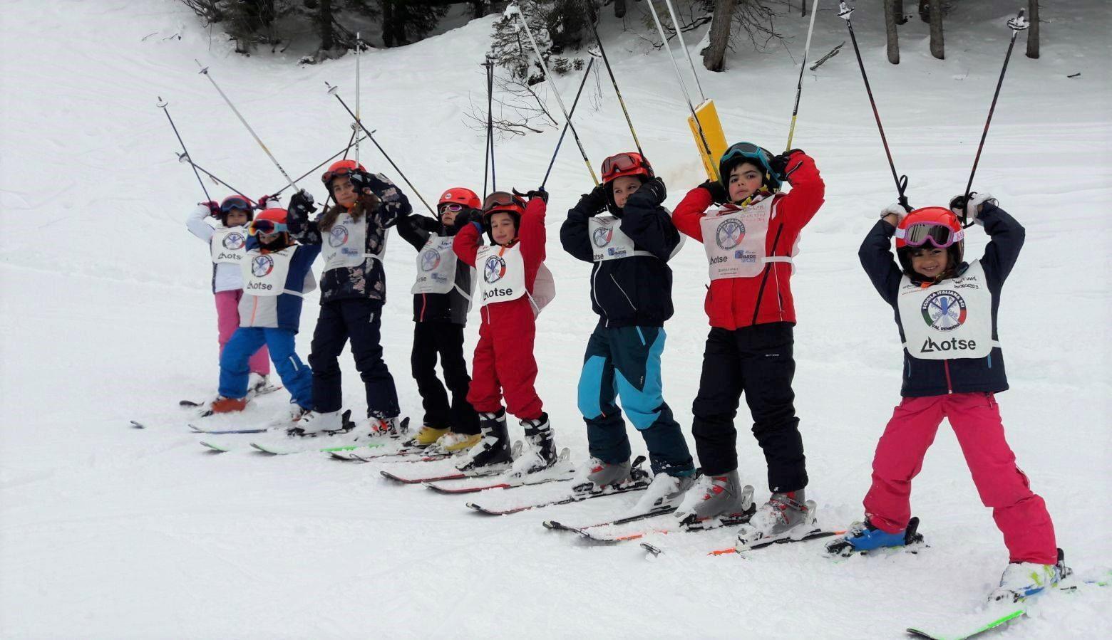 Cours de ski pour Enfants dès 6 ans - Premier cours