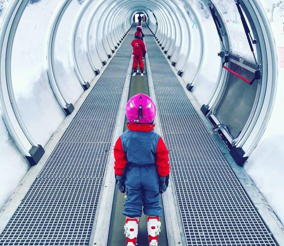 Skilessen voor kinderen vanaf 6 jaar - beginners