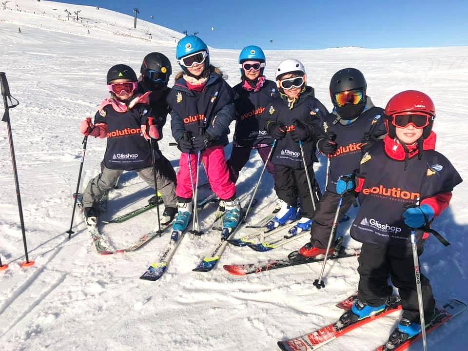 Cours de ski Enfants (6-13 ans) - Février