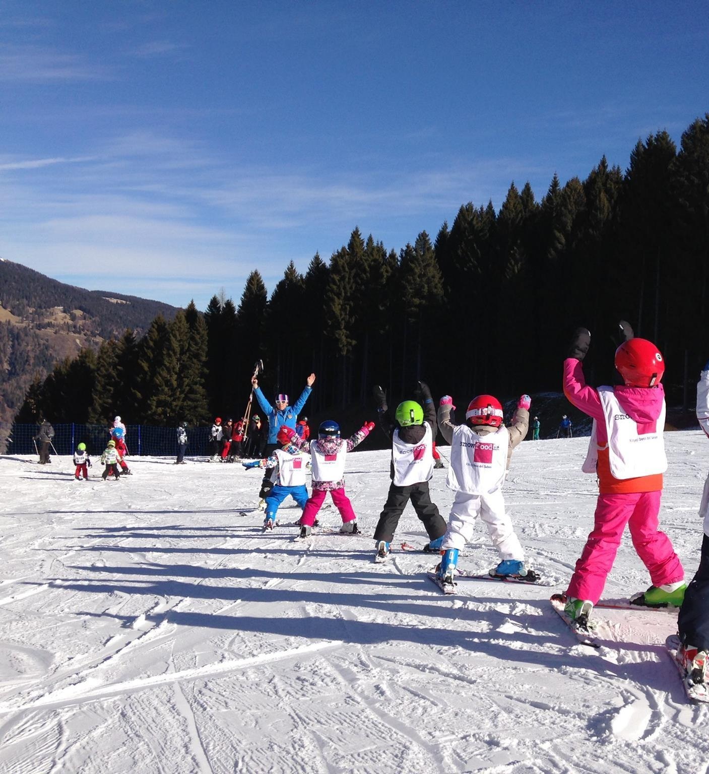 Cours de ski pour Enfants dès 5 ans pour Tous niveaux