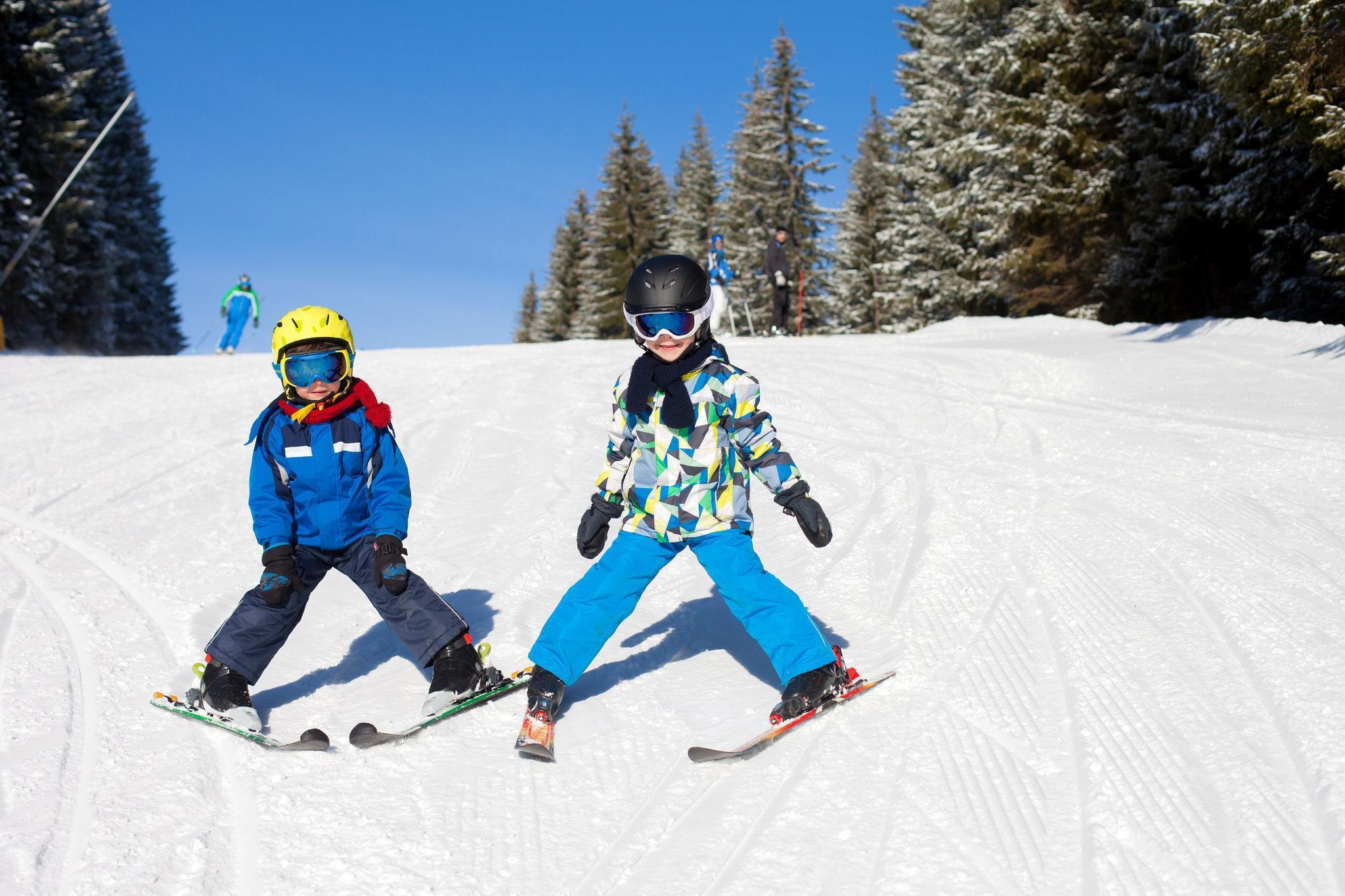 Skilessen voor kinderen (6-15 jaar) - Gevorderden