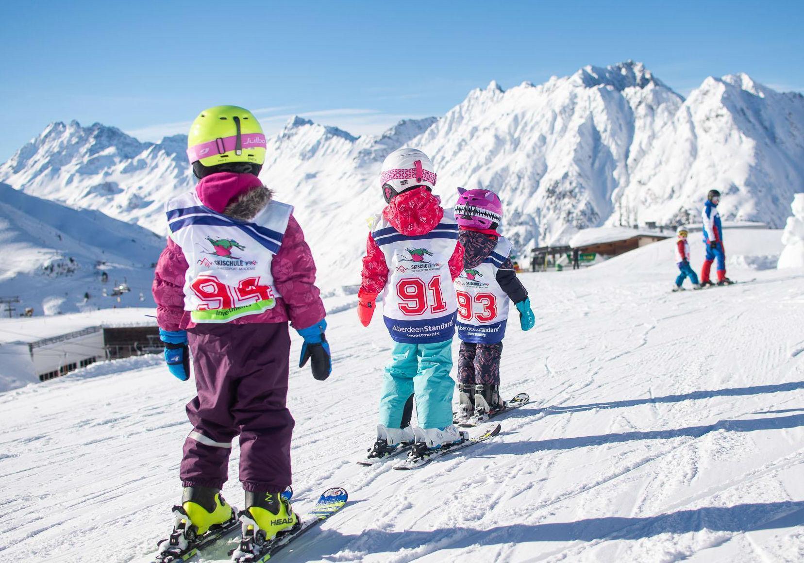 Cours de ski Enfants dès 6 ans - Premier cours