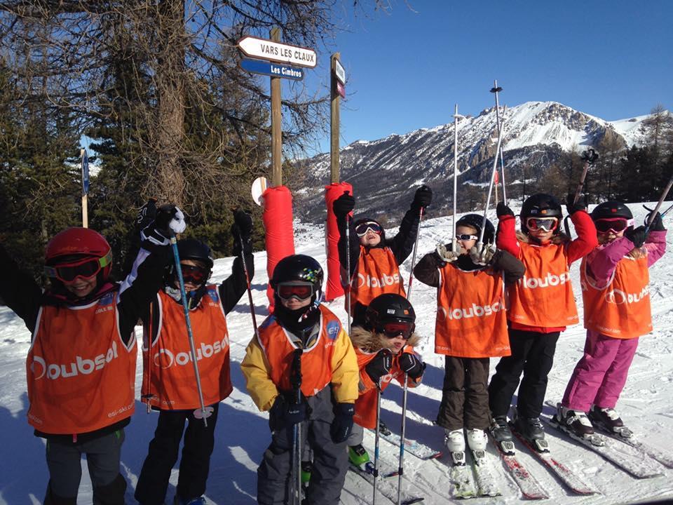 Cours de ski pour Enfants (6-17 ans) - Vacances