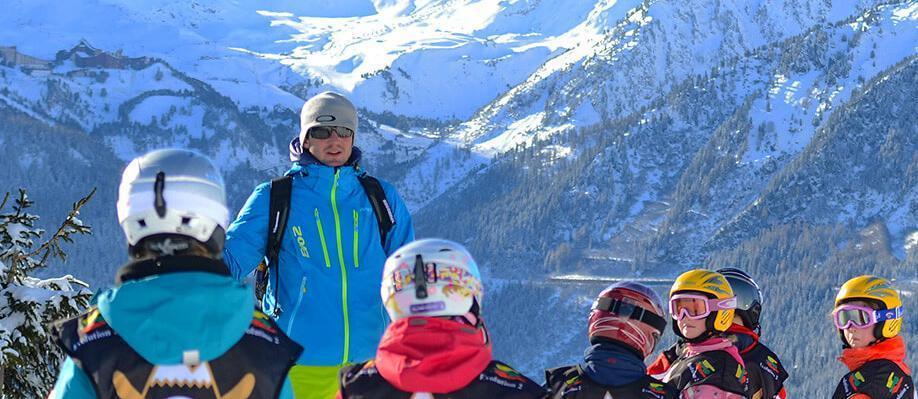 Cours de ski Enfants (6-18 ans) - Après-midi