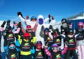Kids Ski Lessons (6-18 years) - Morning - Low Season