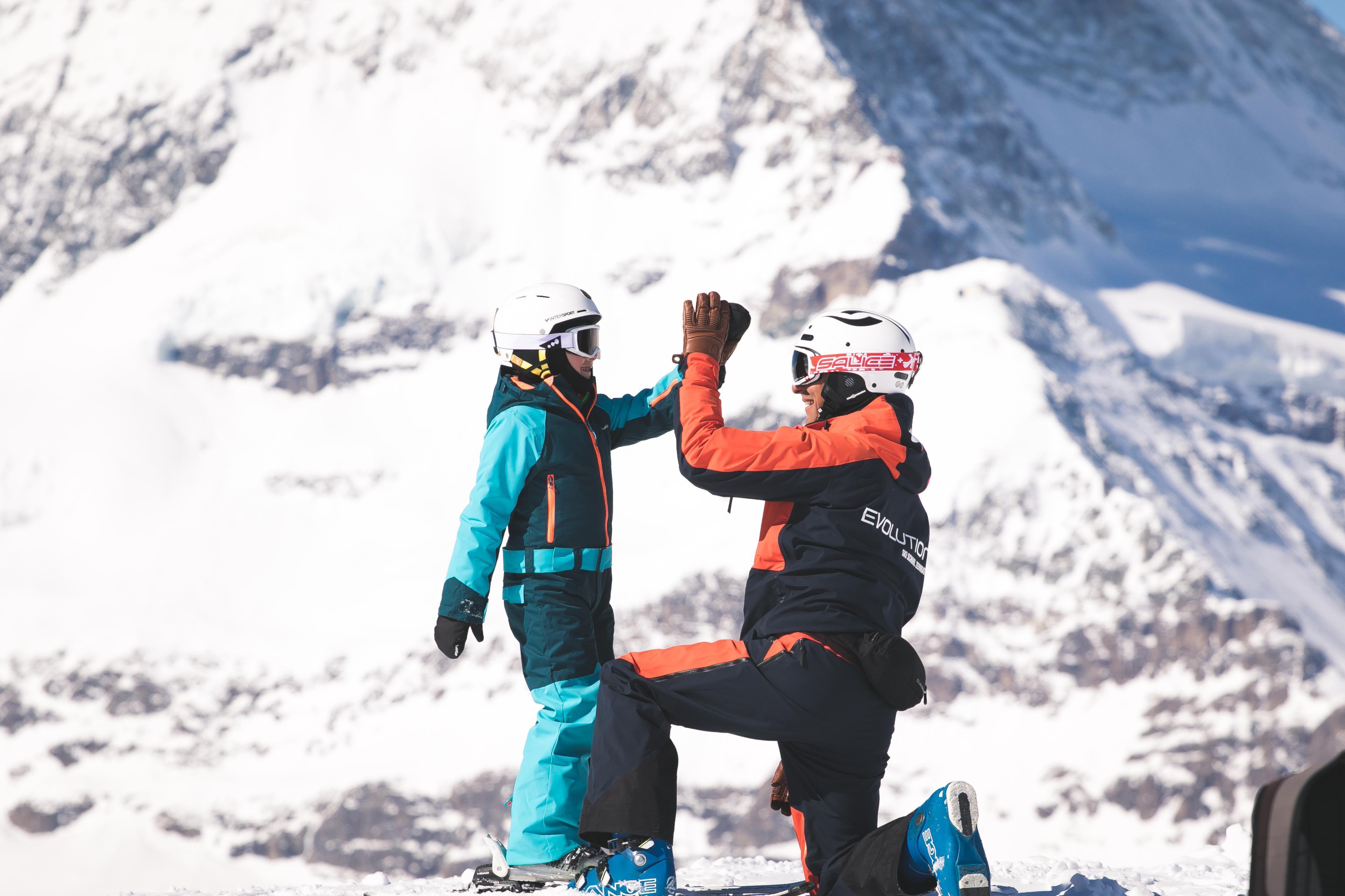 Cours de ski Enfants (7-11 ans) - Journée