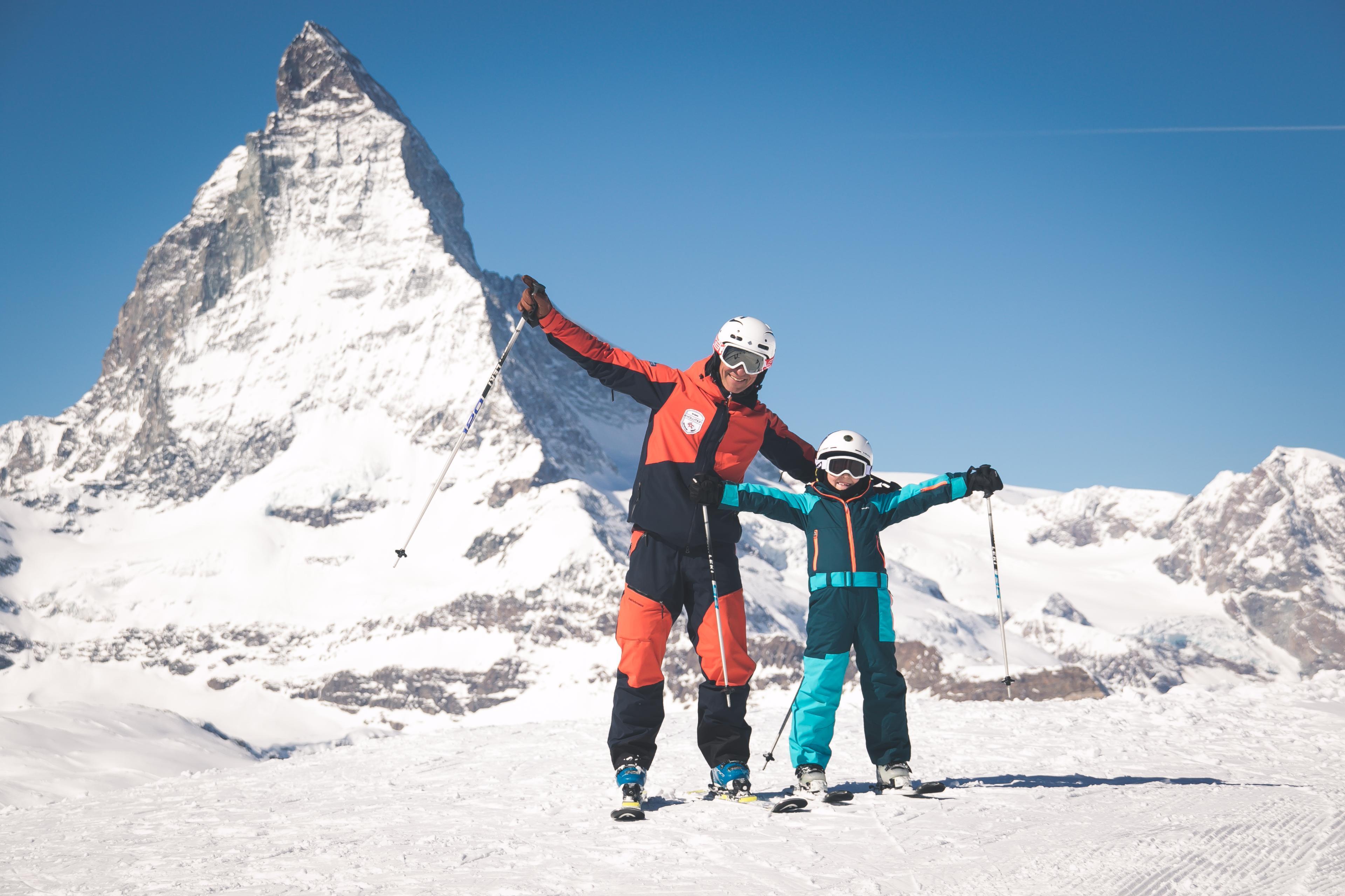 Cours de ski Enfants (7-11 ans) - Demi-journée