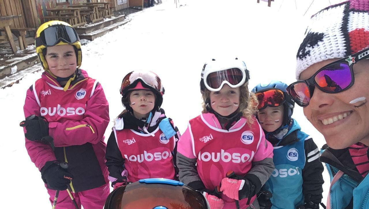 Skilessen voor kinderen vanaf 7 jaar - licht gevorderd
