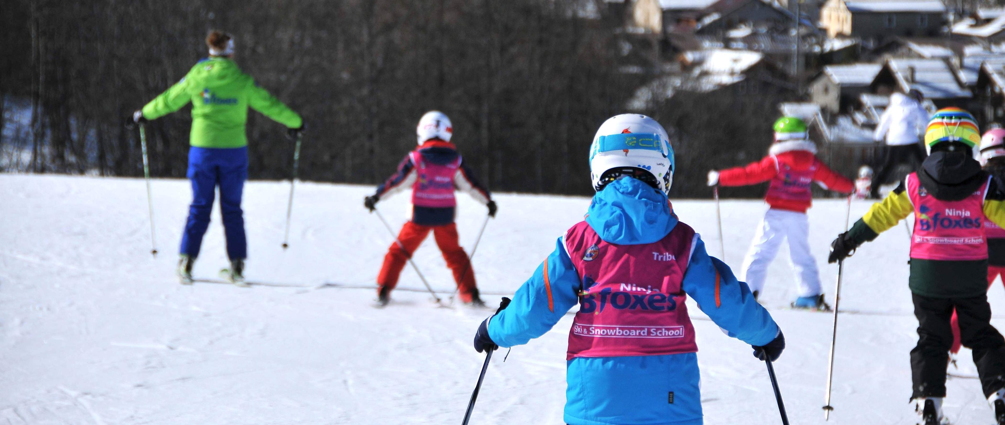 Cours de ski Enfants (7-12 ans) pour Expérimentés - Noël