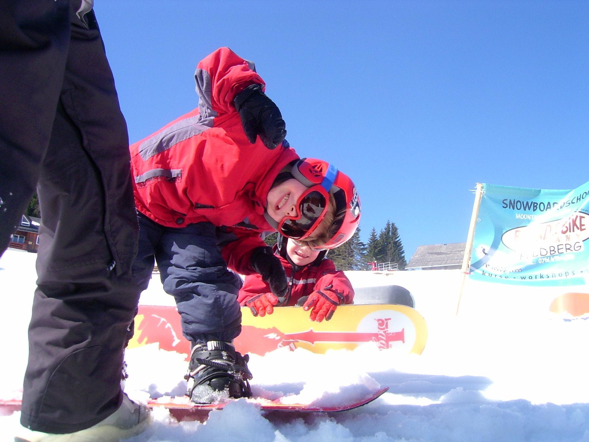 Cours de ski pour Enfants (7-13 ans) - Débutant
