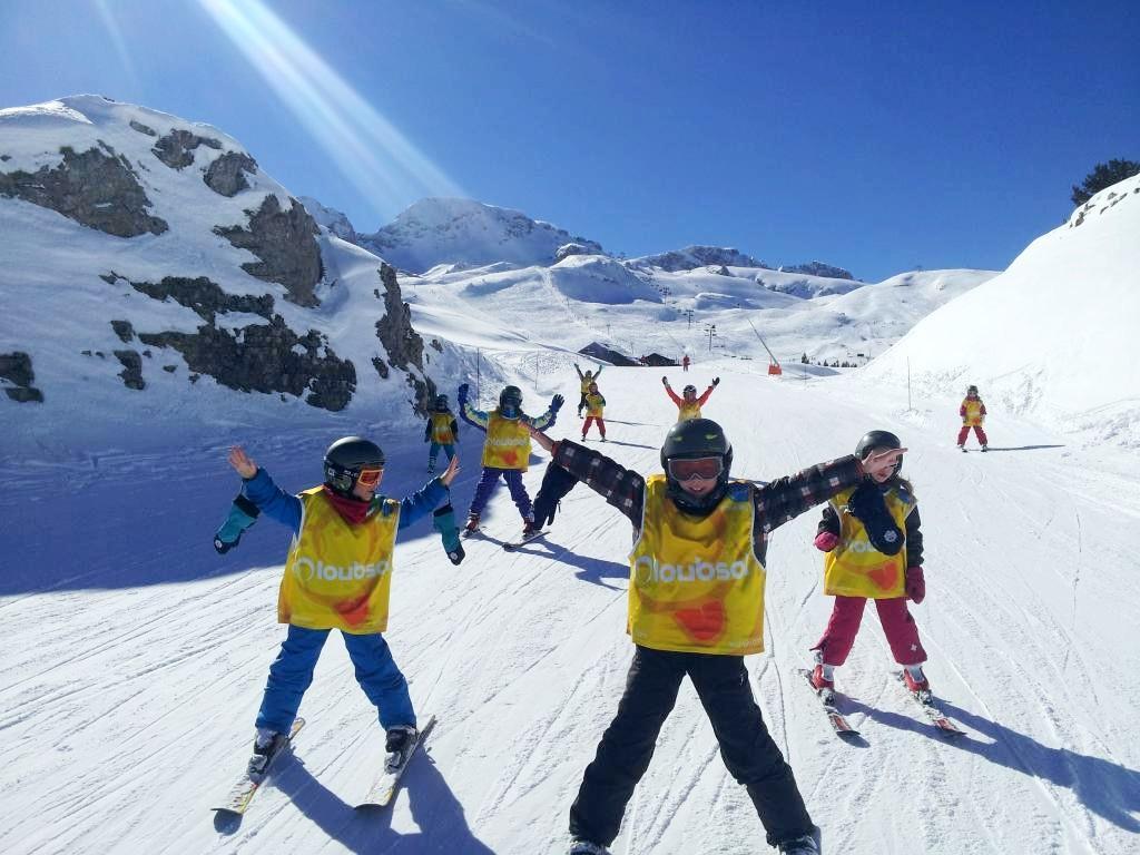 Skilessen voor kinderen vanaf 8 jaar voor alle niveaus