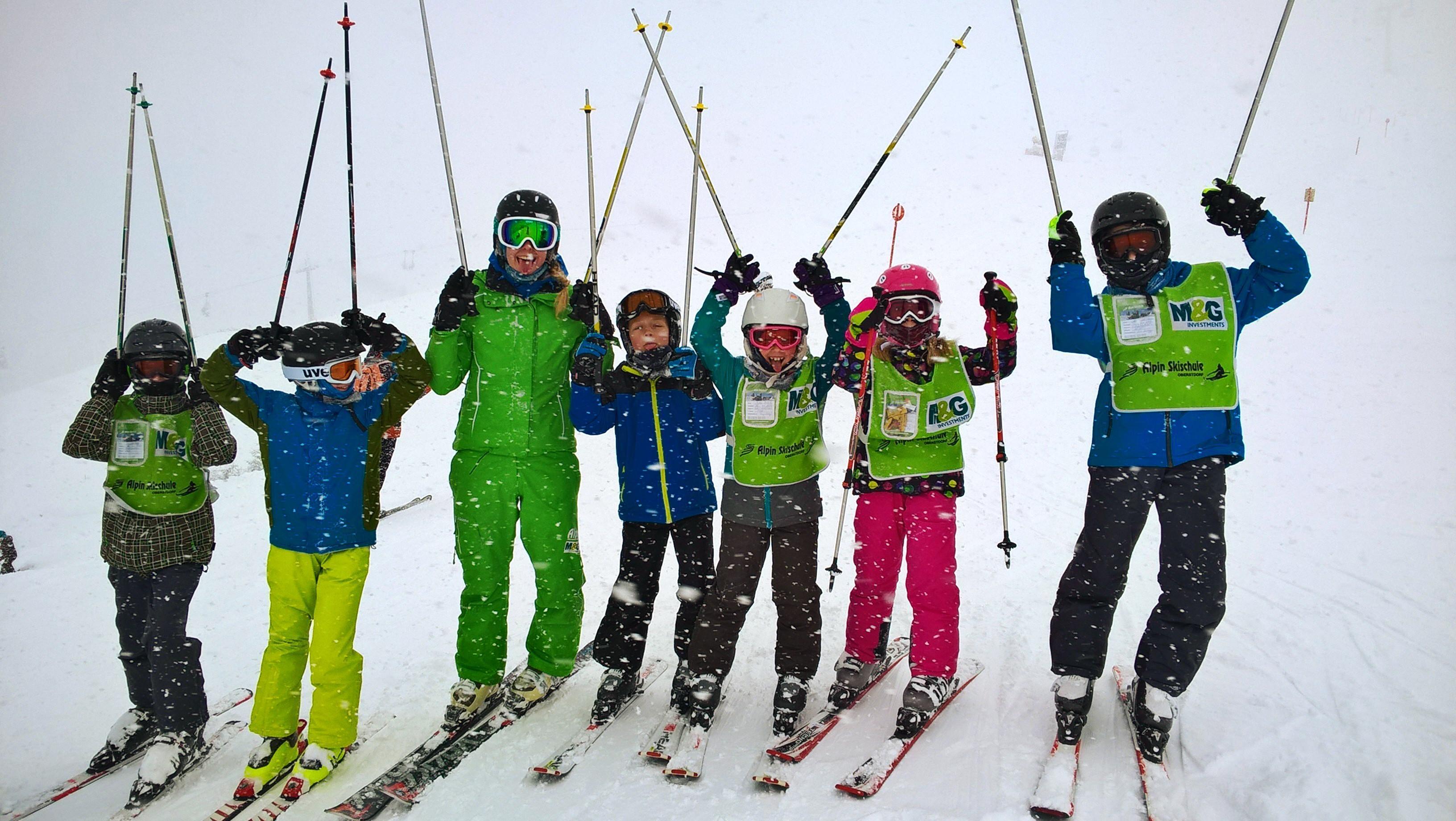 Cours de ski Enfants dès 9 ans - Avancé