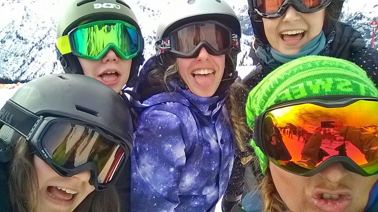 Skilessen voor kinderen vanaf 9 jaar - licht gevorderd