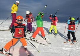 Ski Lessons for Kids (4-10 years) - Advanced