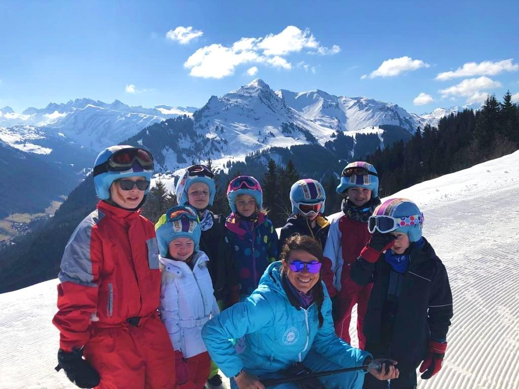 Cours de ski Enfants (5-13 ans) - Après-midi