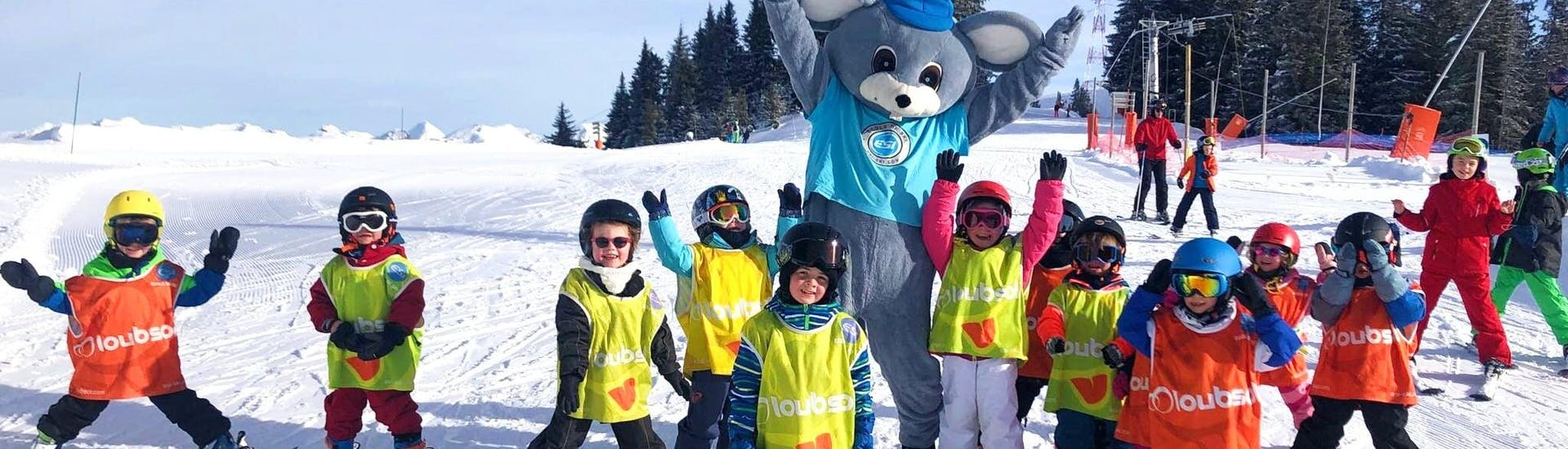 kids-ski-lessons-afternoon-les-carroz-esi-grand-massif-hero