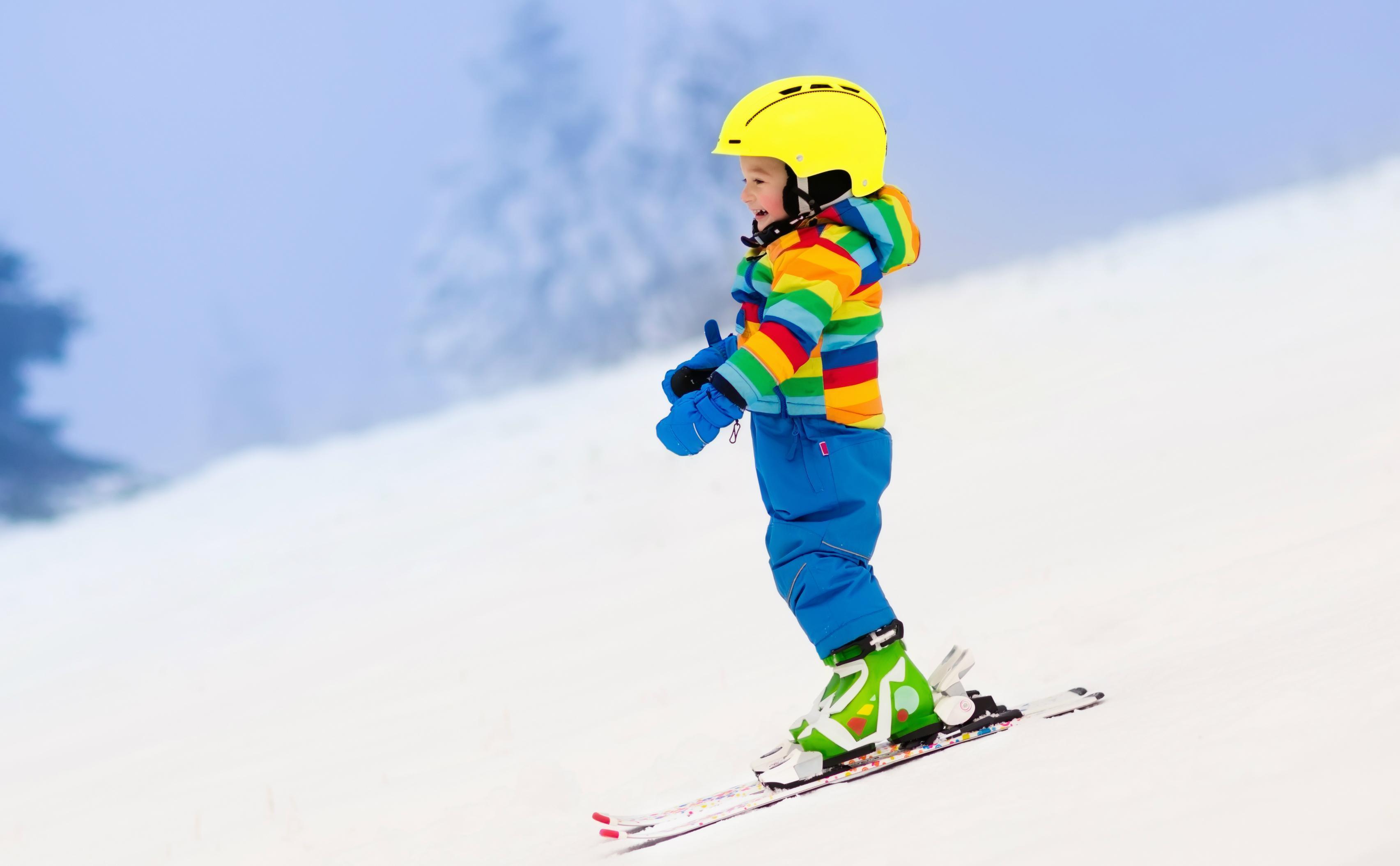 "Groepslessen skiën ""Bambini"" (3-5 jaar)"