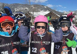 Ski Lessons for Kids (4-10 years) - Beginner